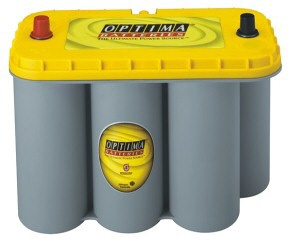 OPTIMA® YellowTop S 5,5 Deep-Cycle-AGM 12V 75Ah