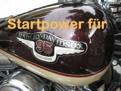 Harley-Davidson VTB-Power